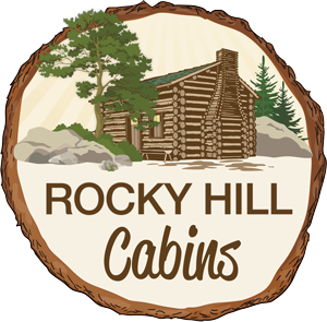 Rocky Hill Cabins Logo